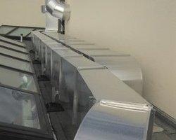 Joly Isolation Ventilation – Givry - FINITION TOLE ALU
