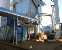 Joly Isolation Ventilation – Givry - LAINE DE ROCHE ET PU AVEC PV, FINITION ALU